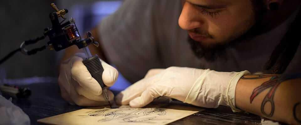Curso De Tatuaje En Barcelona Escuela De Tatuaje Barcelona